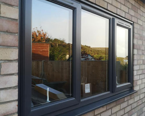 fitted window