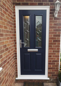 Composite Doors fitted in and around Norwich, Norfolk