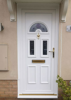 uPVC front door fitted in Norwich, Norfolk