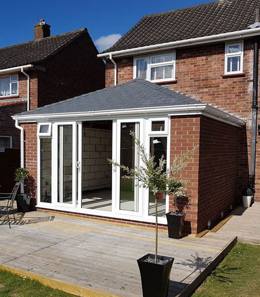 conservatory by NC Windows