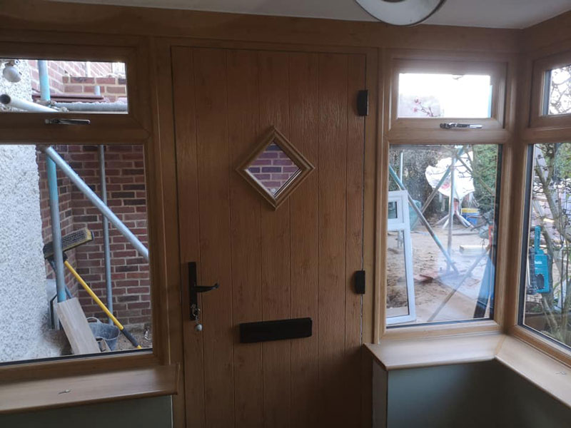 front door fitted norfolk