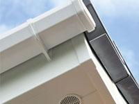 Roofline services - soffits, fascias, gutters