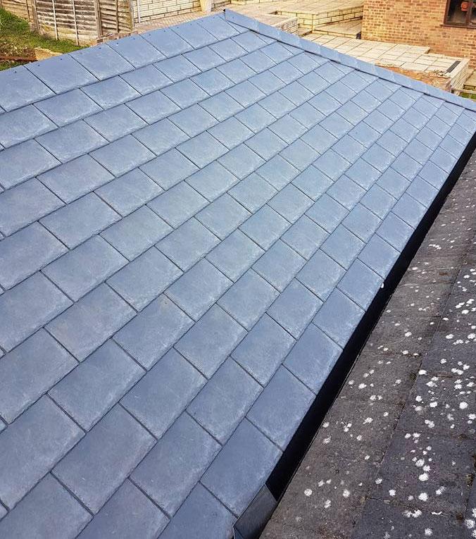 warm roof
