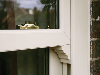 upvc sash window security