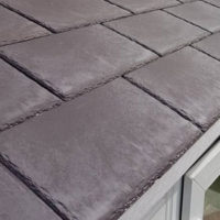 warm tile material